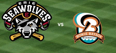 SeaWolves vs Baysox