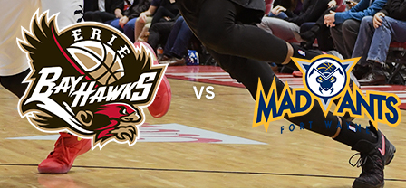 BayHawks vs MadAnts